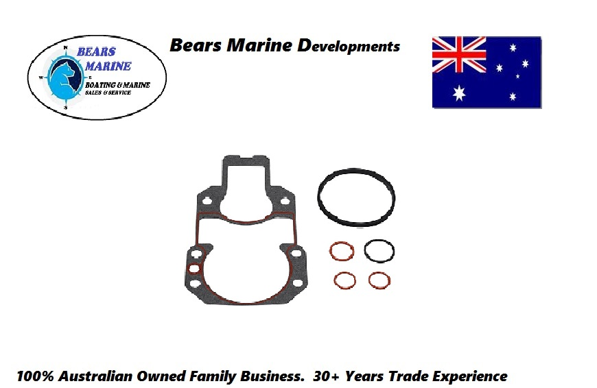 Mercruiser Bell Housing Gasket R/MR/Alpha